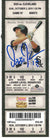 Ozzie Guillen Autographed Chicago White Sox 600 Win Ticket 10/3/2010 JSA PSM-Powers Sports Memorabilia