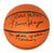 Elvin Hayes & Kareem Abdul Jabbar Dual Signed Wilson NCAA Basketball w/Game of the Century PSM-Powers Sports Memorabilia