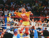 Hulk Hogan Signed WWE Wrestling Hulkamania Action 16x20 Photo PSM-Powers Sports Memorabilia