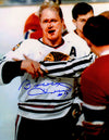 Bobby Hull Signed Chicago Blackhawks 'Blood' 11x14 Photo PSM-Powers Sports Memorabilia