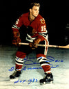 Bobby Hull Signed Blackhawks Color Stance 11x14 Photo w/HOF 1983, The Golden Jet PSM-Powers Sports Memorabilia