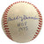 "Billy Herman ""HOF 1975"" Autographed Official National League Baseball PSM-Powers Sports Memorabilia"