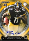 Markus Wheaton Autographed 2013 Topps Certified Rookie Card 42/99 PSM-Powers Sports Memorabilia