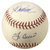 Jorge Posada & Yogi Berra Autographed Official Major League Baseball (Steiner) PSM-Powers Sports Memorabilia