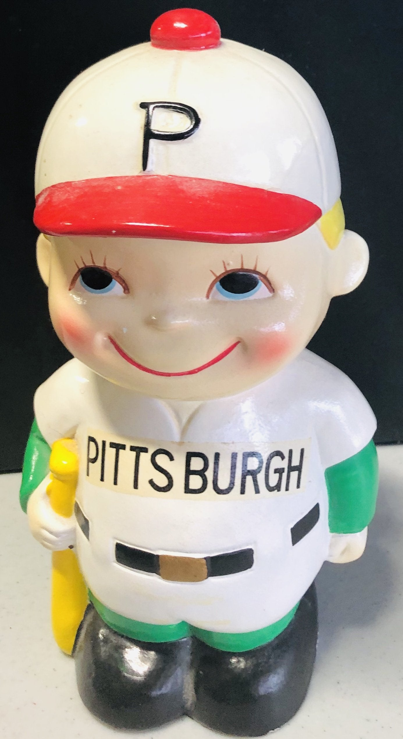 Pittsburgh Pirates Vintage Bobble Head PSM-Powers Sports Memorabilia