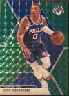 Josh Richardson 2019-20 Panini Mosaic Green Prizm Card PSM-Powers Sports Memorabilia