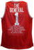 Bob Knight Autographed/Signed Indiana Hoosiers Red XL Stat Jersey BAS PSM-Powers Sports Memorabilia
