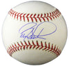 Barry Larkin Signed Official MLB Baseball PSM-Powers Sports Memorabilia