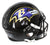 Ray Lewis Signed Baltimore Ravens Authentic Speed Helmet 2 Insc BAS PSM-Powers Sports Memorabilia