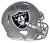 Howie Long Autographed Oakland Raiders Authentic Speed Helmet 2 Insc JSA PSM-Powers Sports Memorabilia