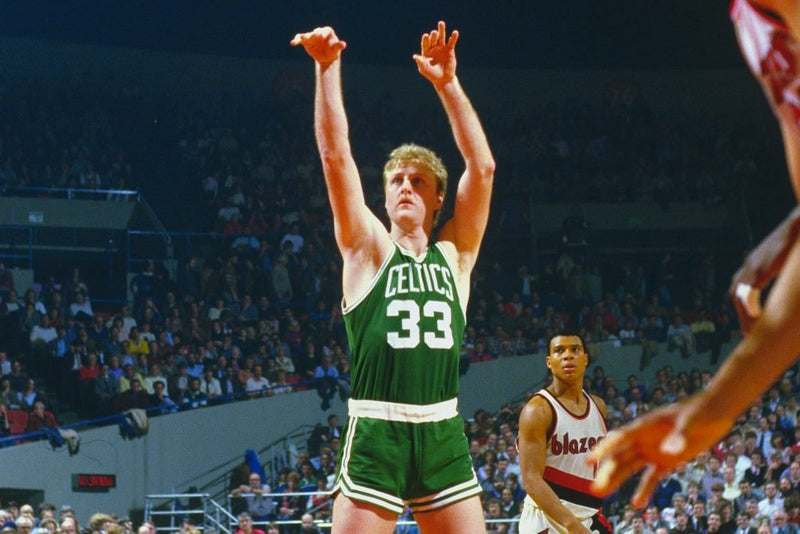 Larry Bird Autograph Signing September 2020-Powers Sports Memorabilia