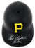 Bill Madlock Signed Pittsburgh Pirates Replica Batting Helmet w/Mad Dog PSM-Powers Sports Memorabilia