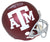 Johnny Manziel Autographed/Signed Texas A&M Aggies Replica Helmet JSA PSM-Powers Sports Memorabilia