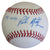 Pedro Martinez Autographed Boston Red Sox OML Baseball 219 Wins BAS PSM-Powers Sports Memorabilia