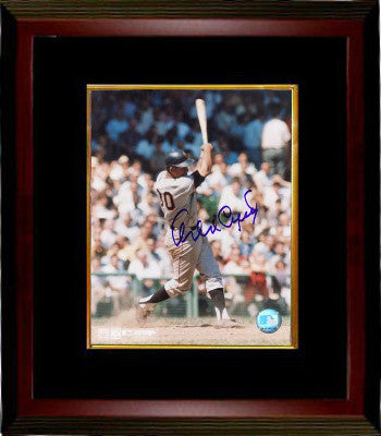 Orlando Cepeda signed San Francisco Giants 8X10 Photo Custom Framing PSM-Powers Sports Memorabilia