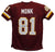 Art Monk Autographed Washington Redskins size XL jersey JSA PSM-Powers Sports Memorabilia
