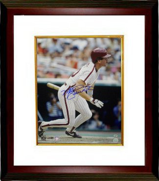 Mike Schmidt signed Philadelphia Phillies 16X20 Photo Custom Framed PSM-Powers Sports Memorabilia