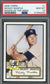 Mickey Mantle 2006 Topps Rookie of the Week Baseball Card #1 Graded PSA 10 GEM MINT-Powers Sports Memorabilia