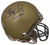 Brady Quinn Autographed Notre Dame Fighting Irish Mini Helmet BAS PSM