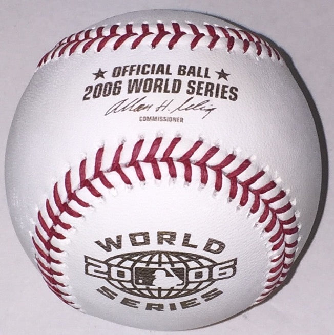 Rawlings Official 2006 World Series Baseball PSM