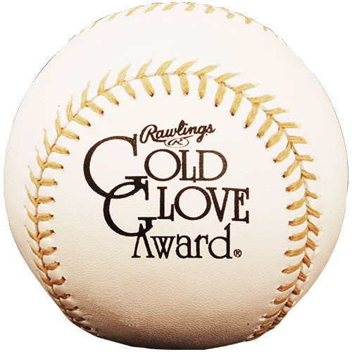 Rawlings Gold Glove Award Official Baseball PSM-Powers Sports Memorabilia