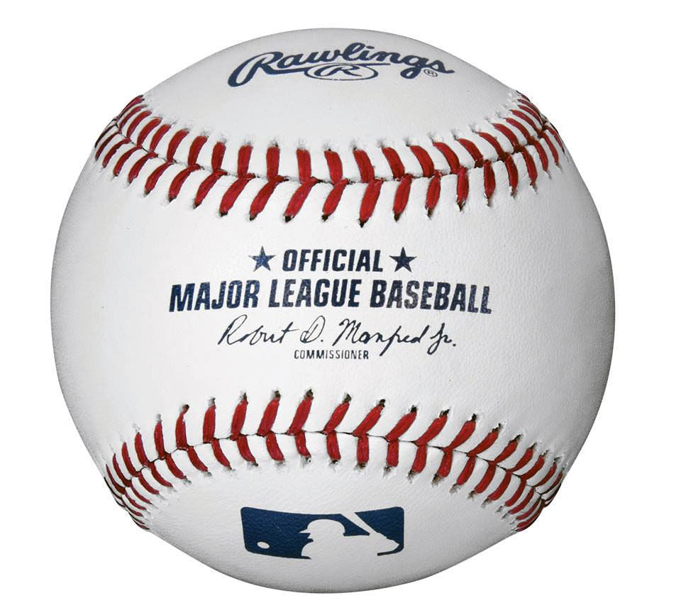 Rawlings Official Major League Baseball PSM-Powers Sports Memorabilia