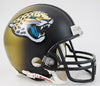 Jacksonville Jaguars Riddell Mini Football Helmet PSM-Powers Sports Memorabilia