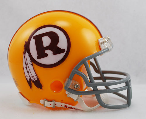 Washington Redskins 1970-1971 Throwback Riddell Mini Football Helmet PSM-Powers Sports Memorabilia