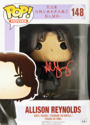 Ally Sheedy Signed The Breakfast Club Allison Reynolds Funko Pop Doll PSM-Powers Sports Memorabilia