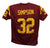 O.J. Simpson Autographed/Signed College Style Red XL Jersey JSA PSM-Powers Sports Memorabilia