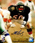 Mike Singletary Signed Chicago Bears Action Stance 8x10 Photo (JSA) PSM-Powers Sports Memorabilia