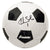 Hope Solo Signed Black & White Franklin Soccer Ball PSM-Powers Sports Memorabilia
