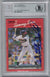 Sammy Sosa Autographed Chicago White Sox 1990 Donruss Trading Card BAS PSM-Powers Sports Memorabilia