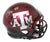 Jace Sternberger Autographed Texas A&M Aggies 2 Tone Mini Helmet JSA PSM-Powers Sports Memorabilia