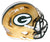 Jace Sternberger Autographed Green Bay Packers Chrome Mini Helmet JSA PSM-Powers Sports Memorabilia