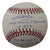 Trevor Story Autographed/Signed Colorado Rockies OML Baseball 3 Insc JSA PSM-Powers Sports Memorabilia