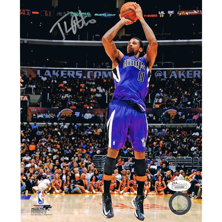 Thomas Robinson Signed Sacramento Kings 16x20 Autographed Photo JSA-Powers Sports Memorabilia