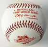Rawlings Official 1988 World Series Baseball (Los Angeles Dodgers vs Oakland A's) PSM-Powers Sports Memorabilia