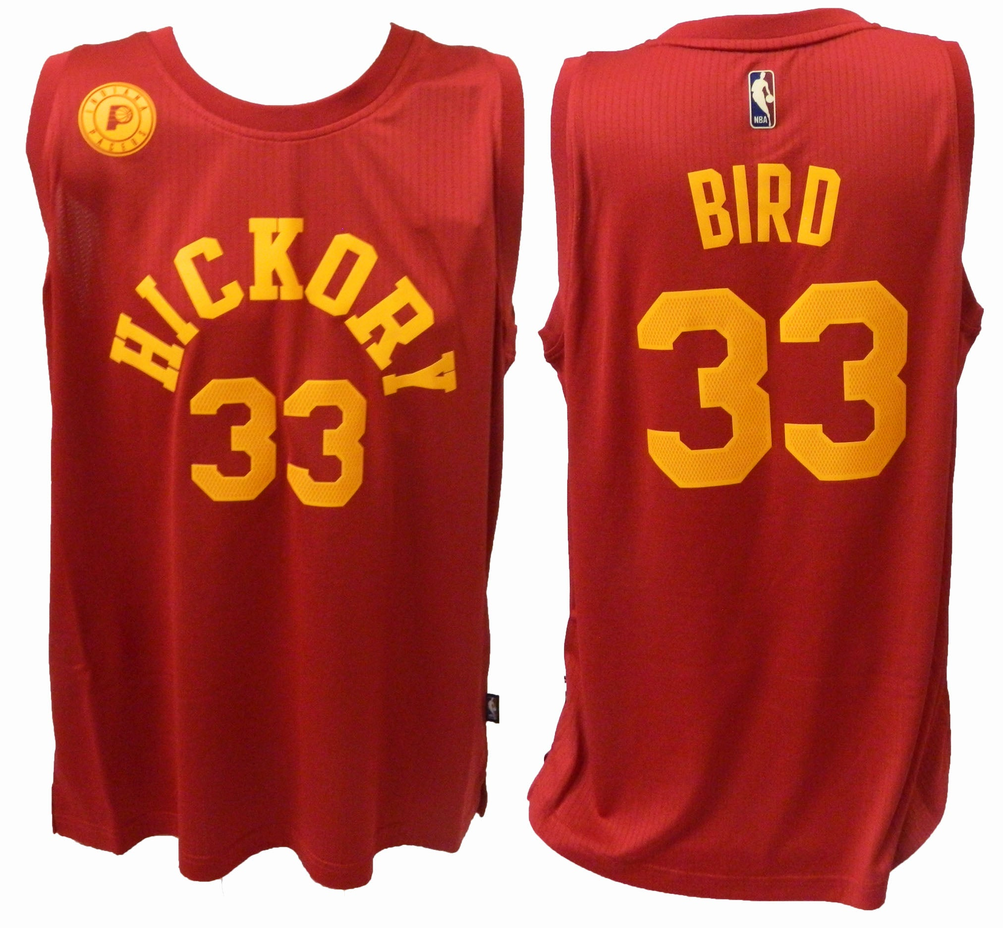 brand new 53dda 51e20 norway indiana pacers hickory jersey 16481 0bf40