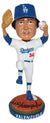 Fernando Valenzuela Autographed/Signed Los Angeles Dodgers Bobblehead JSA PSM-Powers Sports Memorabilia