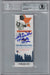 Michael Wacha Autographed St Louis Cardinals Ticket 1st MLB Win BAS Slab PSM-Powers Sports Memorabilia
