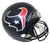 JJ Watt Autographed/Signed Houston Texans Replica Helmet JSA PSM-Powers Sports Memorabilia