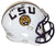 Devin White Autographed/Signed LSU Tigers White Speed Mini Helmet BAS PSM-Powers Sports Memorabilia
