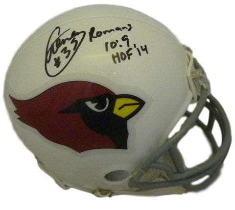 Aeneas Williams Autographed NFL > Arizona Cardinals|NFL Riddell Mini Helmet 2 INSC JSA PSM-Powers Sports Memorabilia
