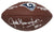 Jack Youngblood Signed Los Angeles Rams Logo Wilson Football w/HF'01 PSM-Powers Sports Memorabilia