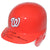 Ryan Zimmerman Autographed Washington Nationals Mini Batting Helmet JSA PSM-Powers Sports Memorabilia