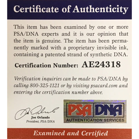 Baker Mayfield Cleveland Browns Oklahoma Sooners Autographed NFL Signed Football PSA DNA COA-Powers Sports Memorabilia