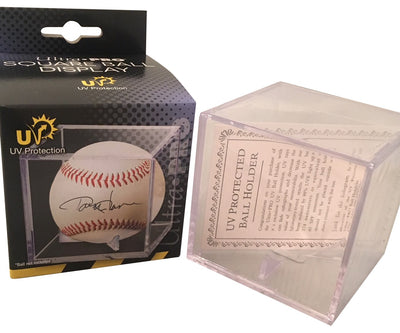 Tim Anderson Chicago White Sox Autographed MLB Signed Baseball PSA DNA COA With UV Display Case-Powers Sports Memorabilia