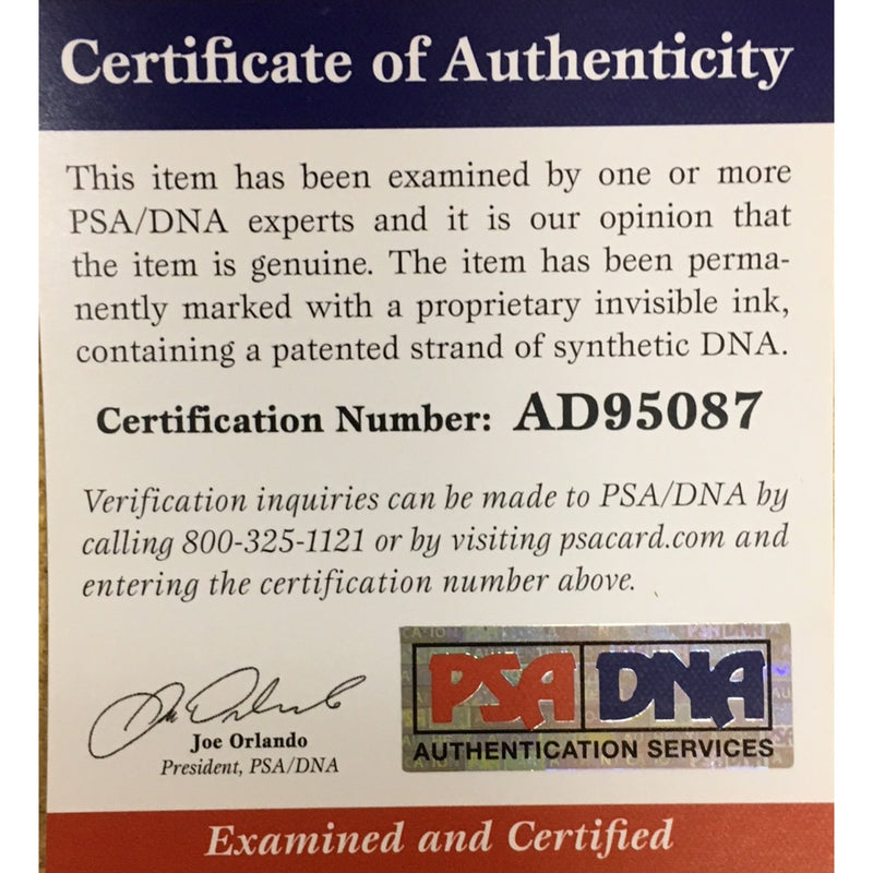 Brandon Ingram New Orleans Pelicans Autographed NBA Signed Basketball PSA DNA COA Silver-Powers Sports Memorabilia
