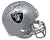 Bo Jackson Oakland Raiders Signed Full Size Silver Replica Helmet BAS ITP PSM-Powers Sports Memorabilia